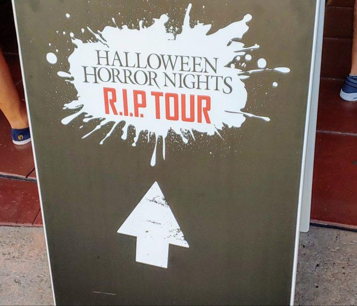 Halloween Horror Nights R.I.P. Tour: Is It Worth It?