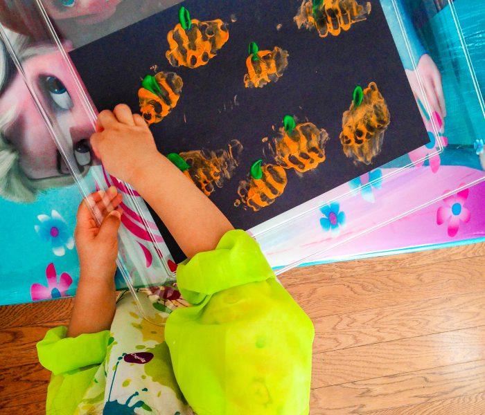 Five Halloween Themed Activities For Kids