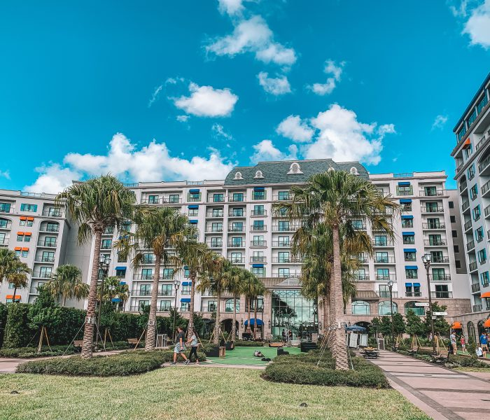 Why You Will Want To Stay At Disney's Riviera Resort
