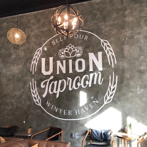 Hanging Out At Union Taproom