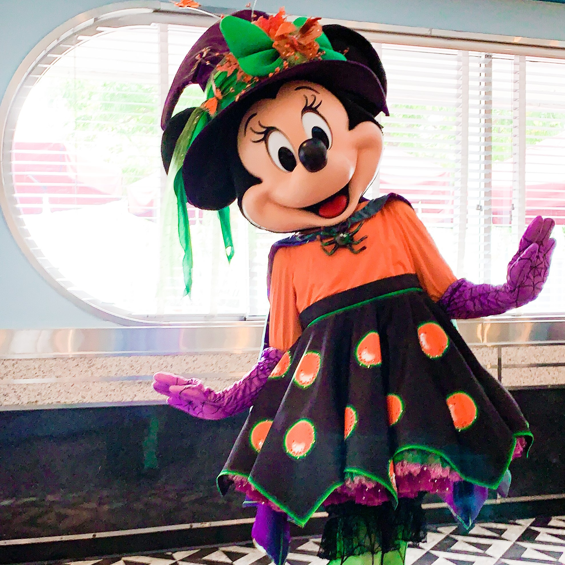 Hollywood & Vine At Disney's Hollywood Studios Is Back With Some Spooky Fun