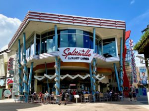 Splitsville Raises Standard for Bowling Alleys