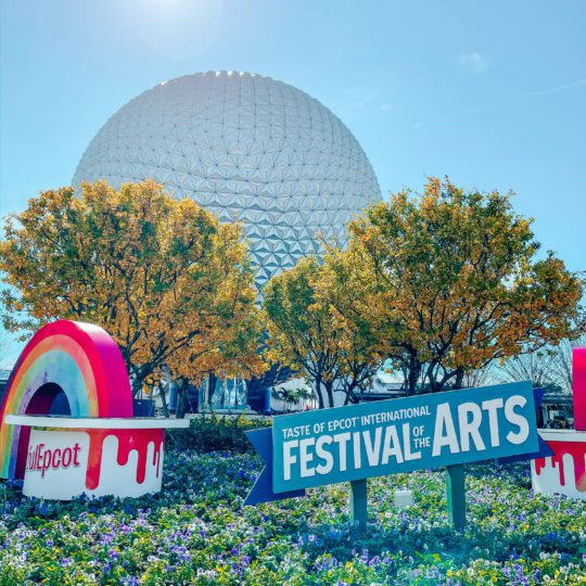 Festival Of The Arts Returns To Epcot