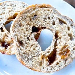 Jeff's Bagel Run: Fresh Bagels Baked Daily
