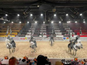 Storming The Castle At Medieval Times Florida