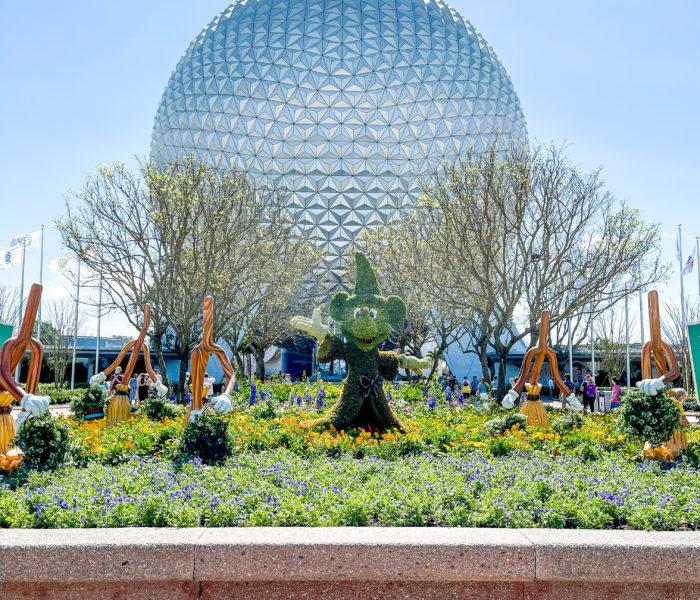 Epcot's Flower and Garden Festival Preview Event