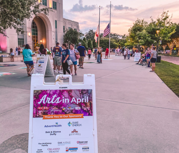Arts In April: Surprise Date Night