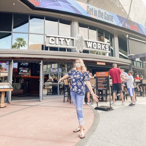Mom's Night Out At City Works In Disney Springs